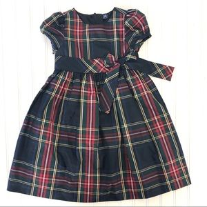 Gap plaid formal dress 5